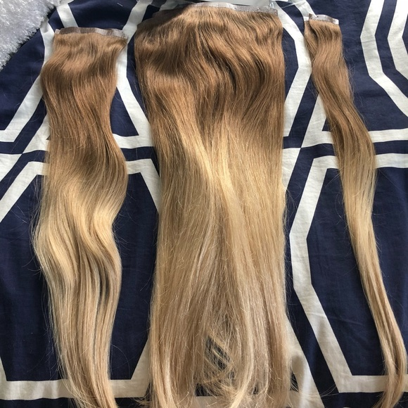 Foxy Locks Other Seamless Hair Extensions Poshmark